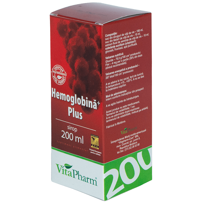 Hemoglobin Plus - image1